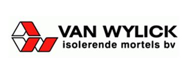 logo van wylick isolerende mortels
